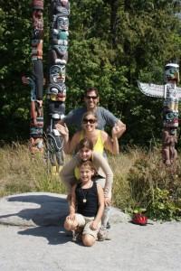 Wells Totem