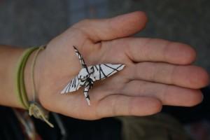 Hiroshima crane tessa 2