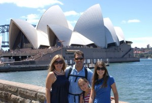 The Sydney Opera house is way cooler than we ever imagined!  A MUST see!