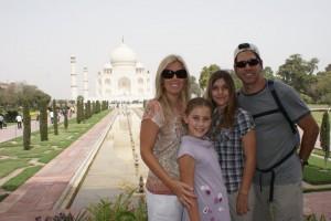 Taj w family