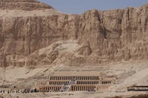 Hetshepsut's burial temple