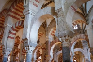 A few of the beautiful arches.  I tried my darndest to capture more of the space, but my photo skills held me back!